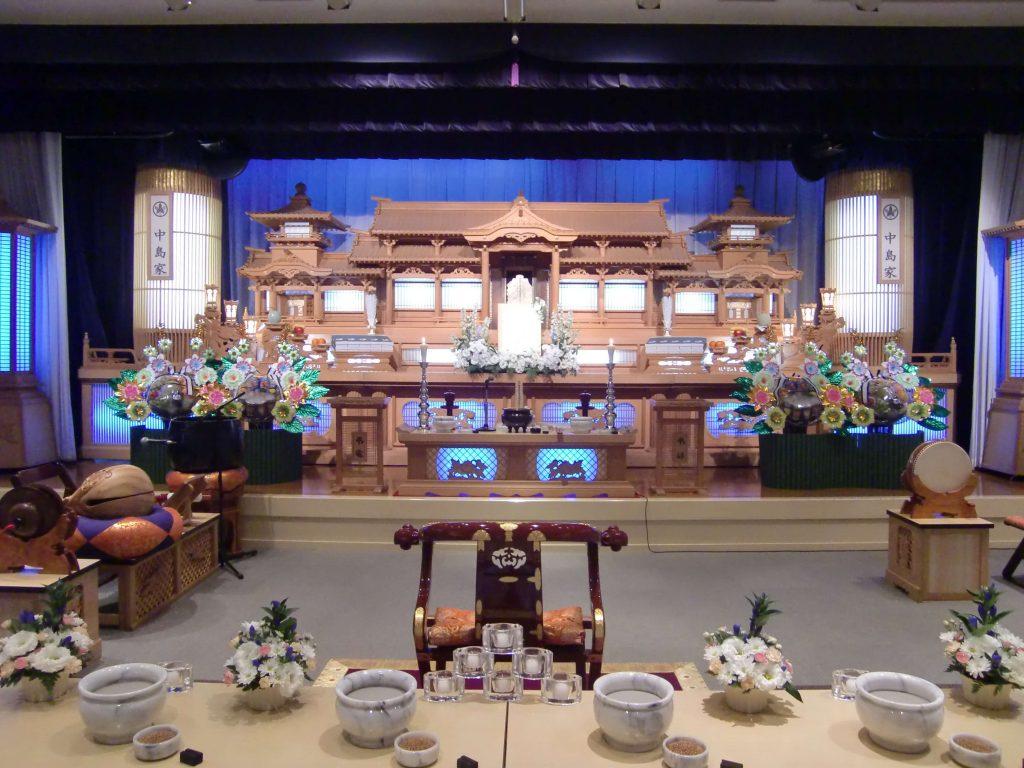 長野県 葬儀場