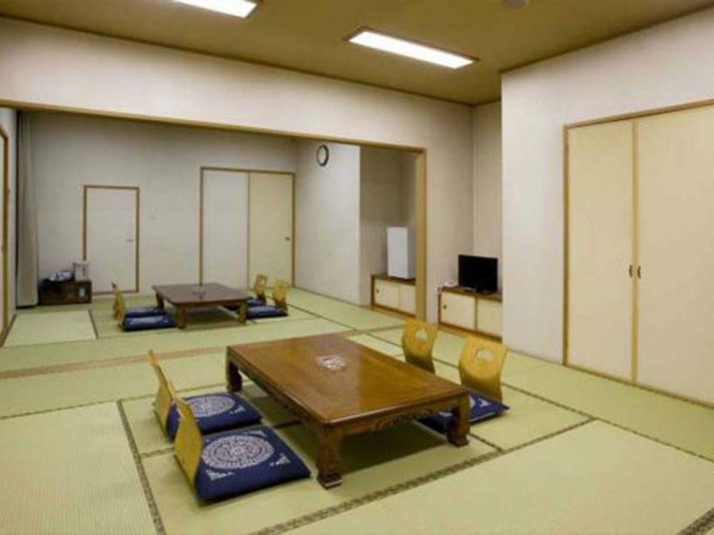 平安会館黒川斎場親族控室