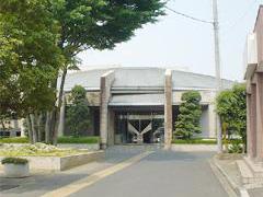太田市斎場の外観写真。群馬県太田市にある太田市営の公営斎場