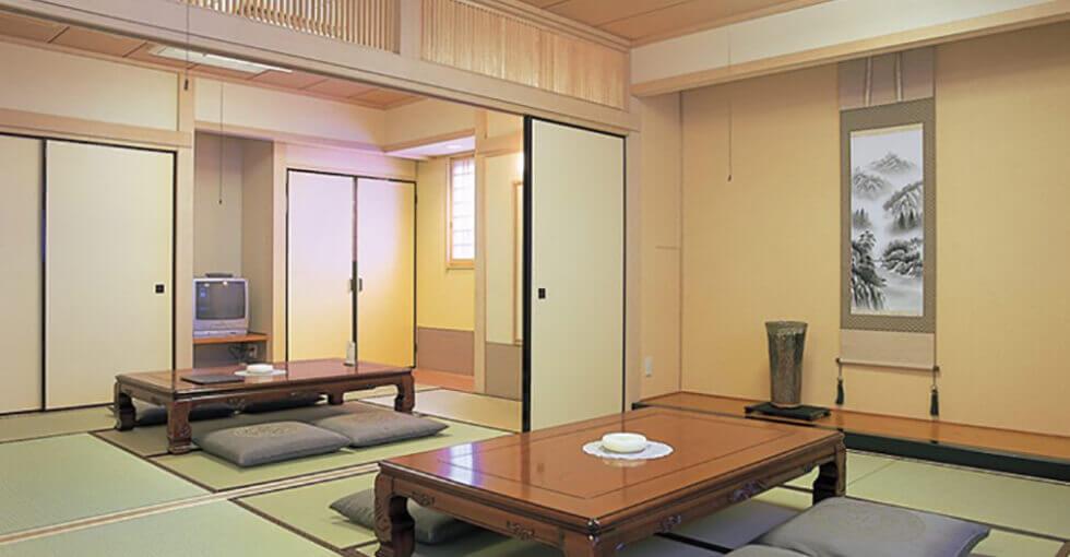 鶴ヶ島メモリードホールの遺族控室は和室のほかにリビングやキッチン、風呂、トイレを完備しており悠々と宿泊できる