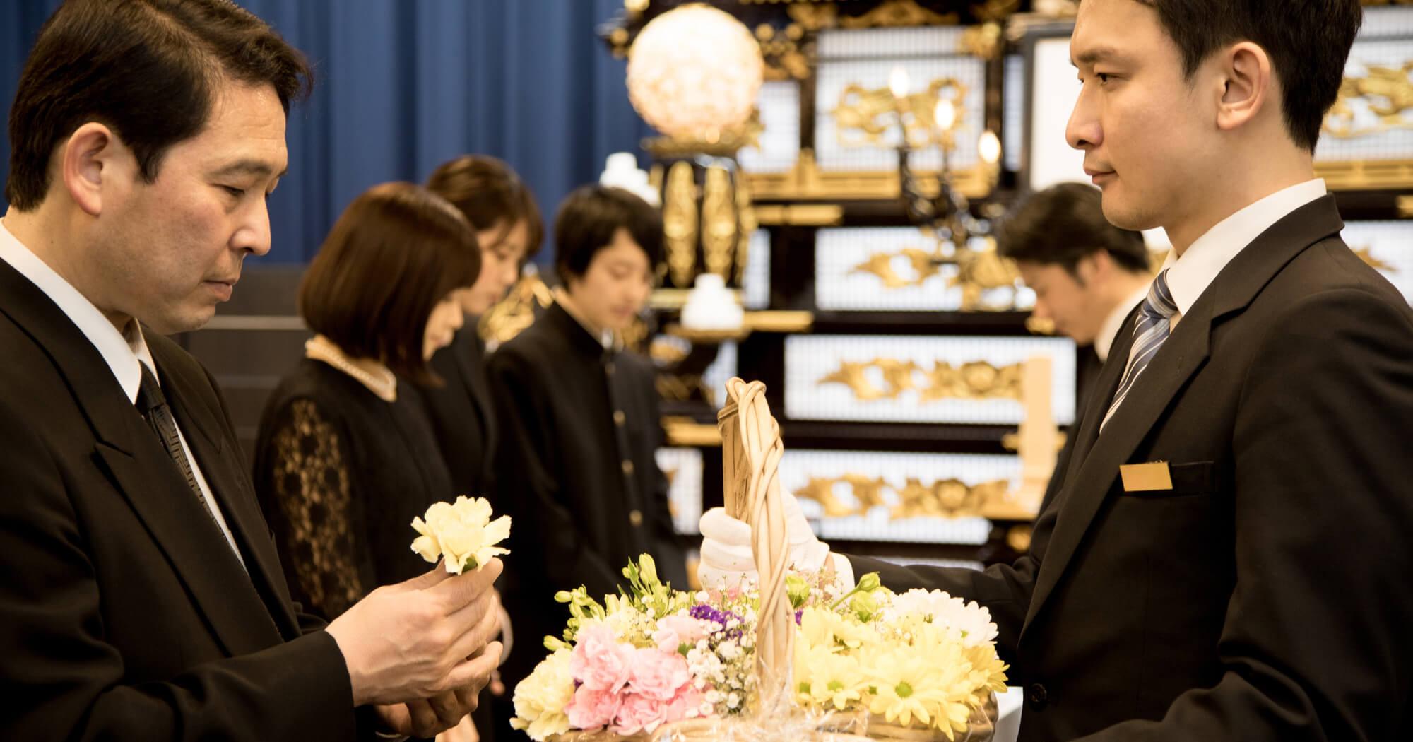 葬儀・告別式のイメージ