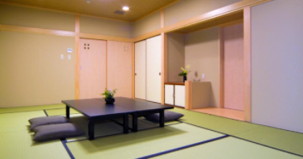 あいネットホール千代田の親族控室