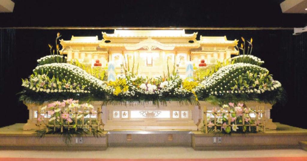 河内長野市の民営斎場「千代田メモリアルホール」スタンダード葬儀場「やすらぎ」