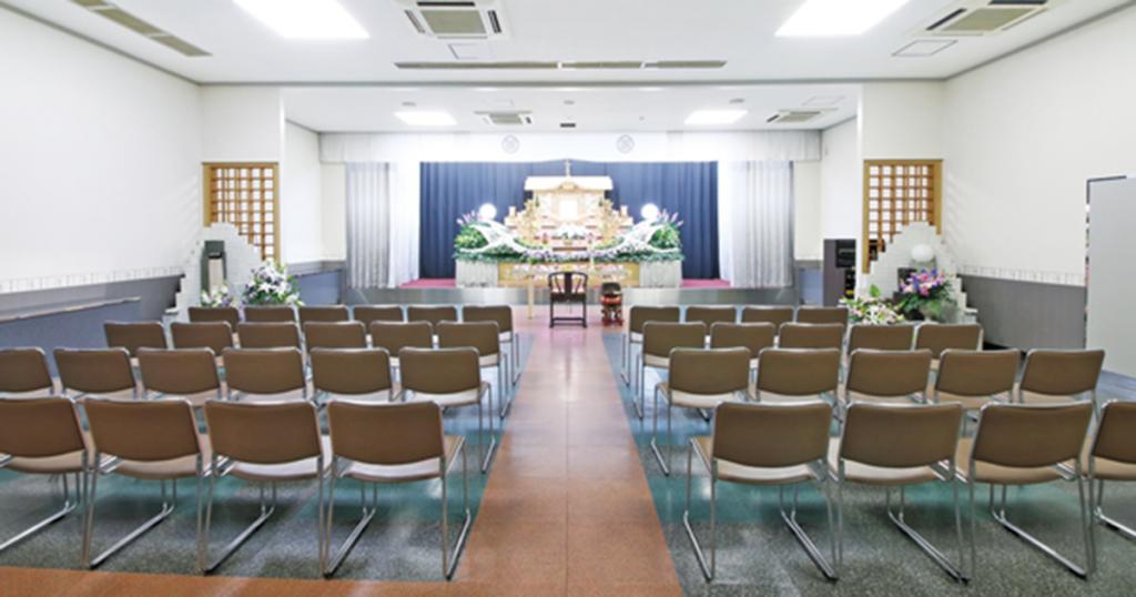 大阪市東淀川区の民営斎場「吹田大阪祭典」鳳凰殿