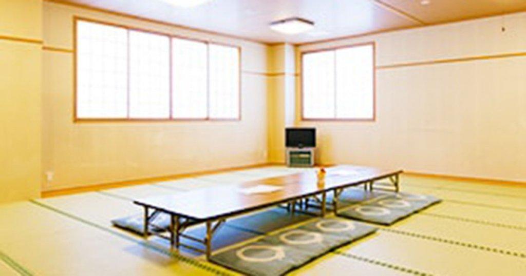名古屋市東区の民営斎場「ティア大幸」親族控室