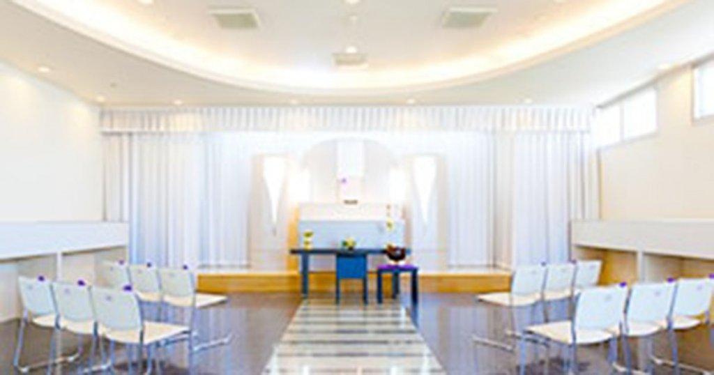 名古屋市東区の民営斎場「ティア大幸」家族葬専用ホール