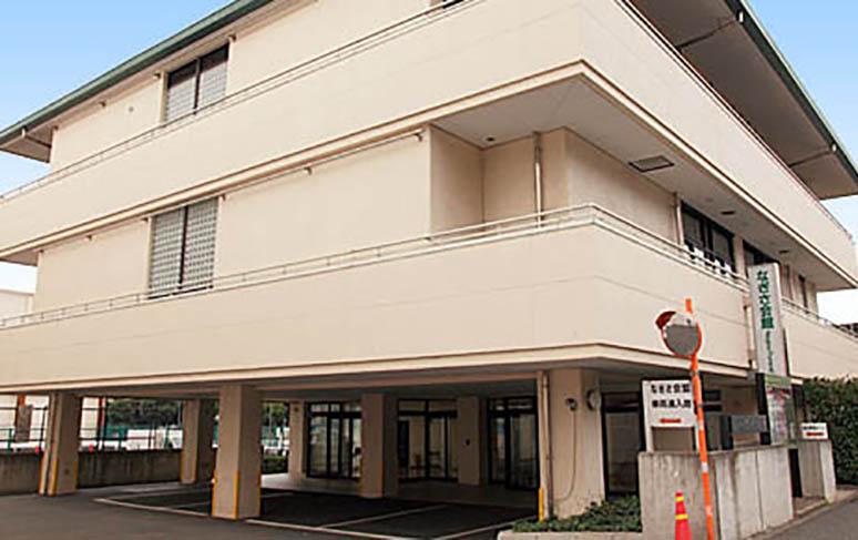 東京都品川区にある公営斎場「なぎさ会館」の外観