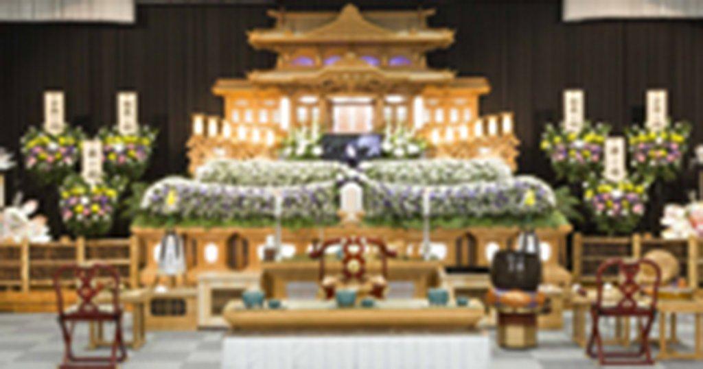 長野市の民営斎場「ハクゼンホール安茂里会館」葬儀ホール