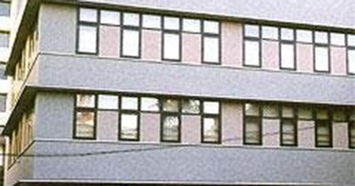 台東区の公営斎場「徳雲会館」外観