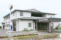 坂戸市にある民営斎場坂戸法要殿の外観です。