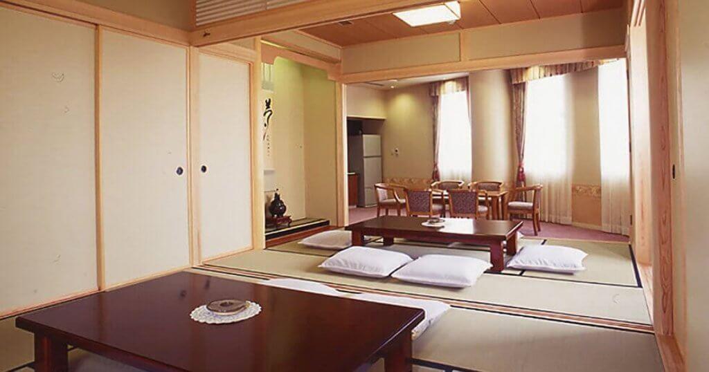 新潟市東区の民営斎場「セレモニーホール竹尾」親族控室