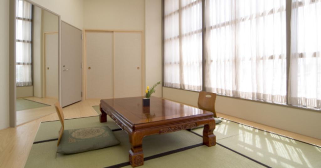 静岡市葵区の民営斎場「平安ホール」親族控室