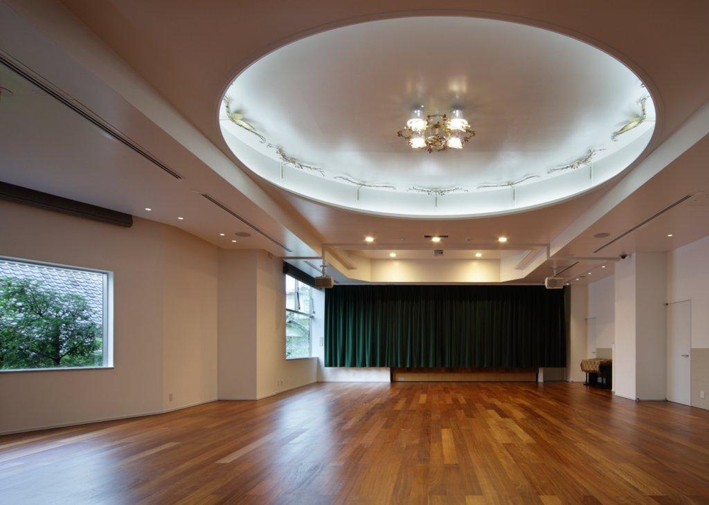 心行寺双葉ホールの葬儀ホール