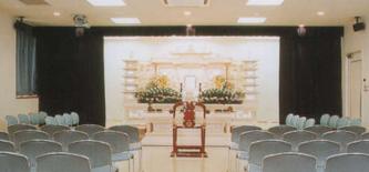 プリエールつくみの小ホール、最大70名まで収容可能