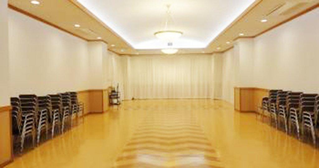 台東区の公営斎場「徳雲会館」葬儀ホール
