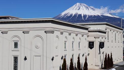 富士市にある民営斎場「かぐやの里メモリーホール富士」