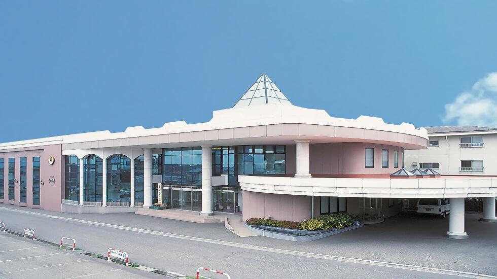 新潟市西区にある民営斎場「セレモニーホール青山会堂」