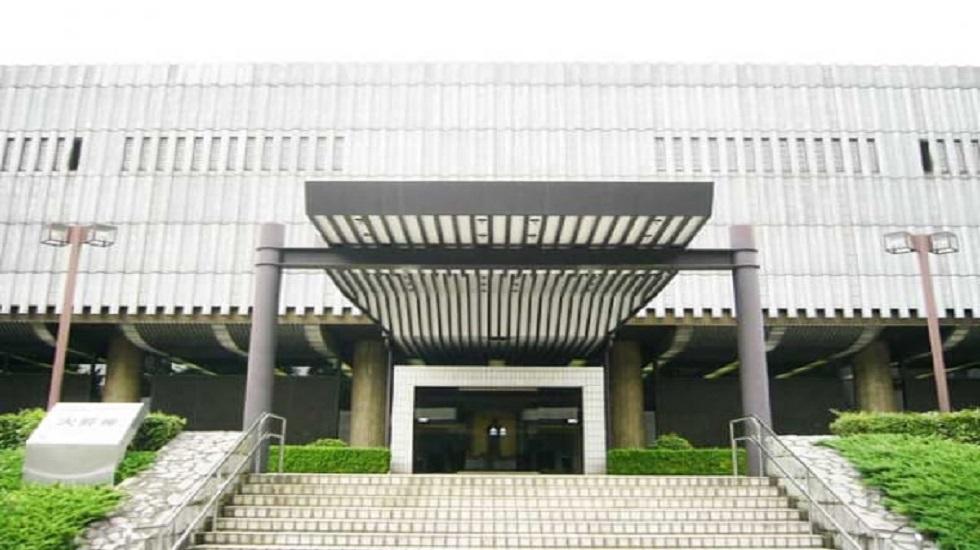 川崎市の公営斎場・火葬場「かわさき北部斎苑」の外観