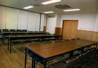 中央区立セレモニーホールの集会室