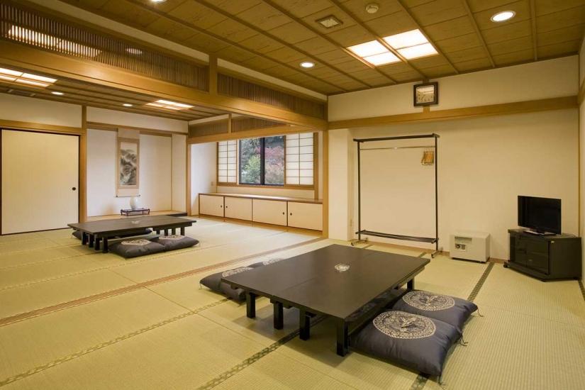 平安会館 本山斎場の親族控室