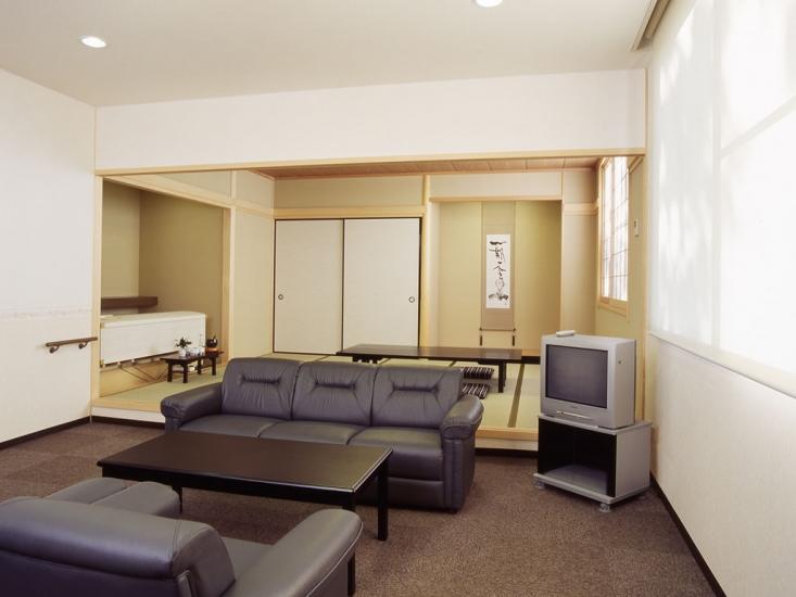 平安会館 高畑西斎場の親族控室