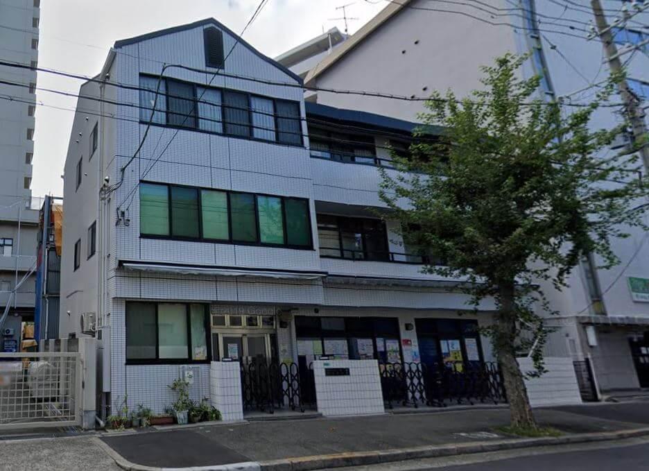 大阪市港区弁天にある葬儀会館「弁天会館」