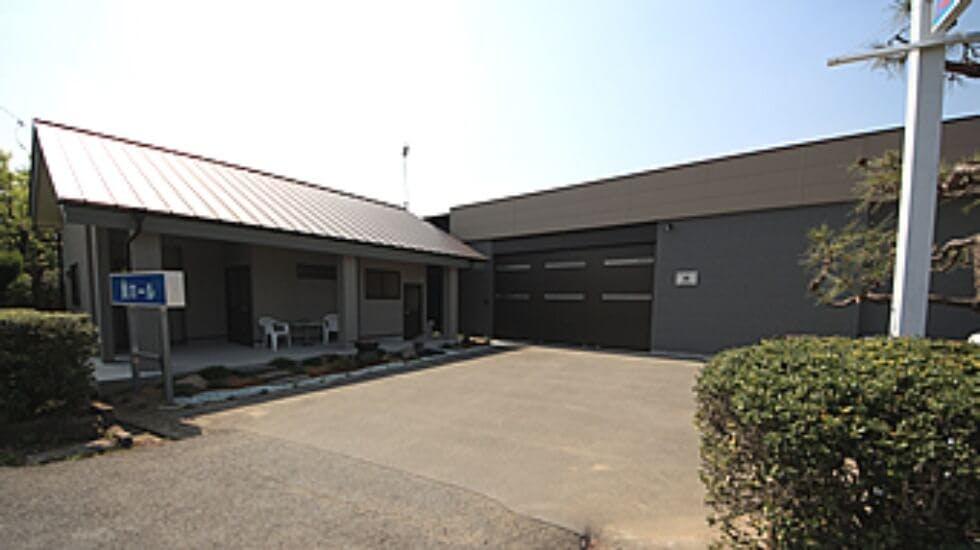 加須市騎西にある民営斎場「葵ホール」