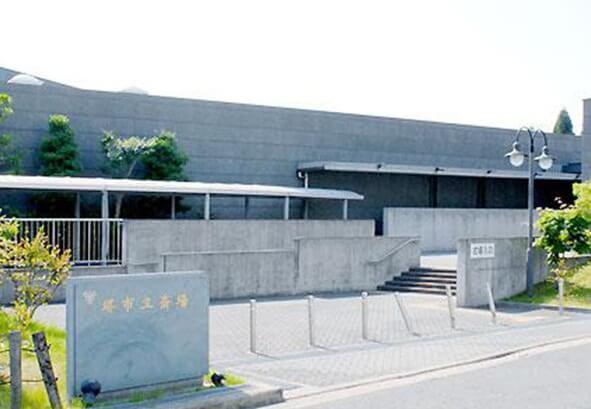 堺市にある火葬場、堺市立斎場