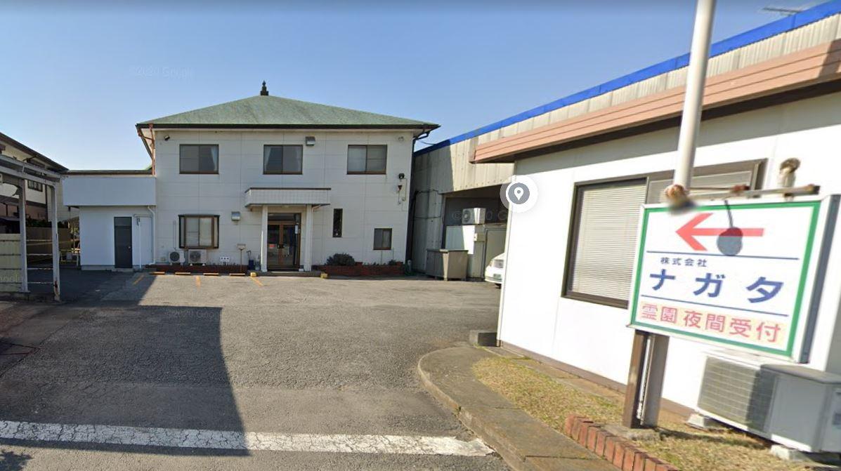 つくばみらい市長渡呂新田にある民営斎場「つくばセレモニーホール」