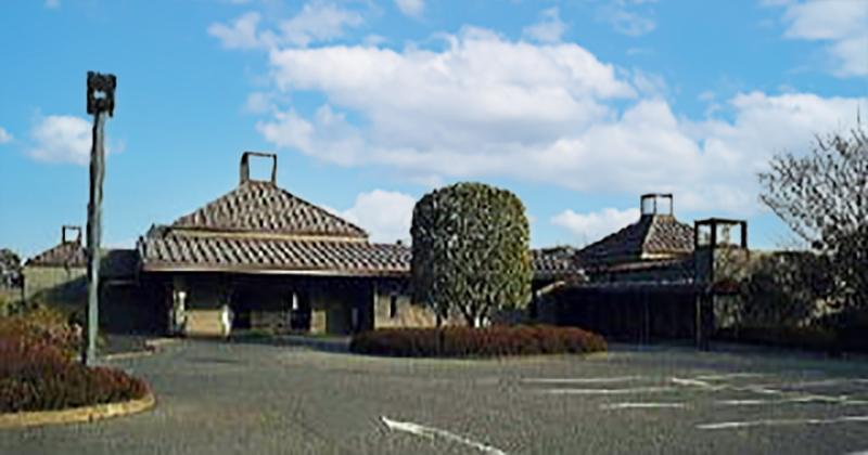 山武郡市広域行政組合が運営する公営火葬場山武郡市広域斎場。