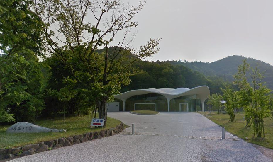 岐阜市の公営火葬場瞑想の森 市営斎場