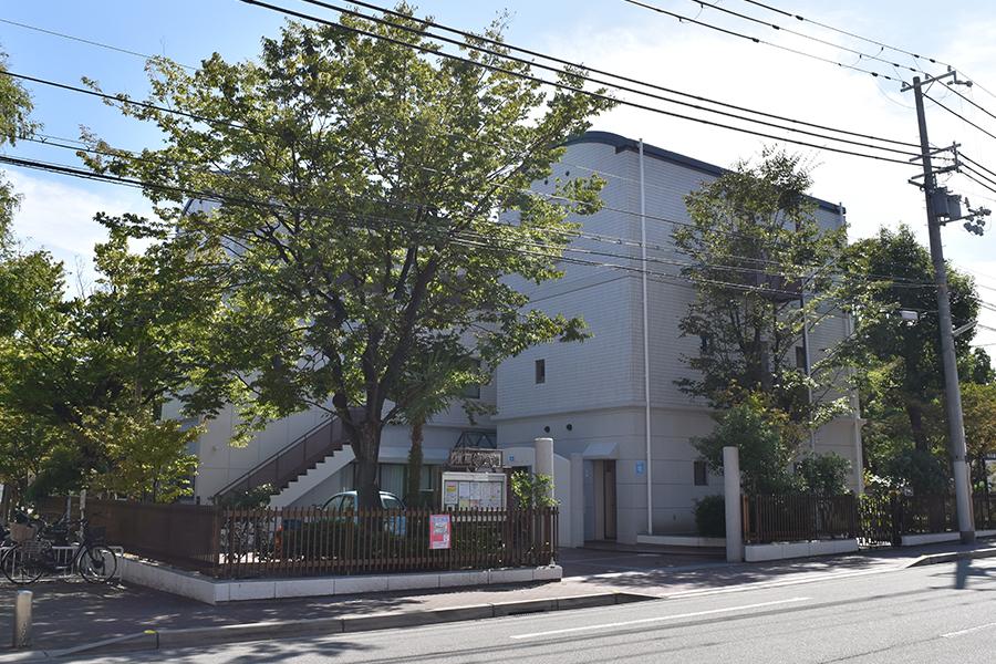 魚崎北町にある公共施設「横屋会館」