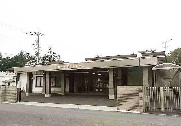東京都羽村市にある公営斎場「羽村市富士見斎場」