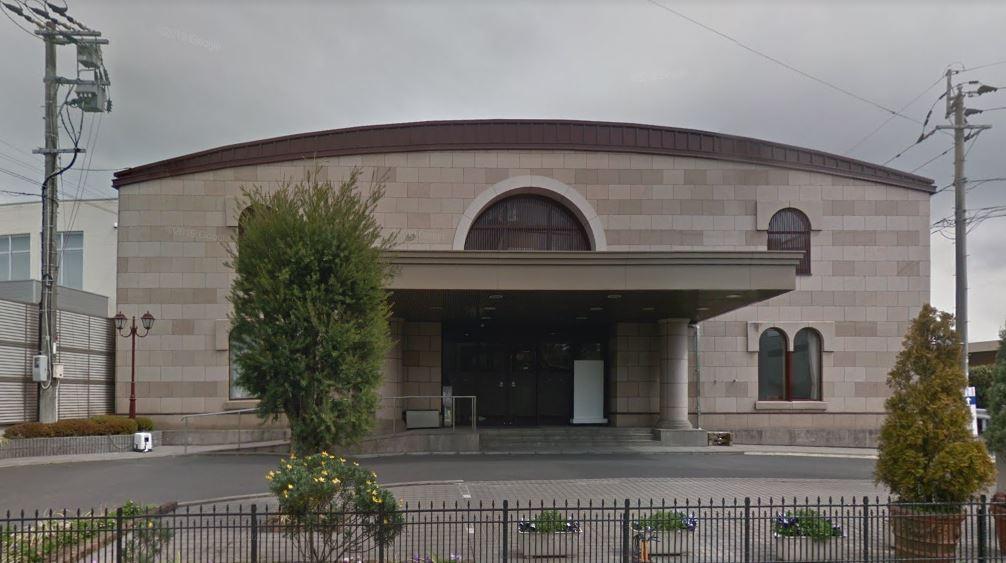 鹿児島市吉野町にある民営斎場「玉泉院吉野会館」