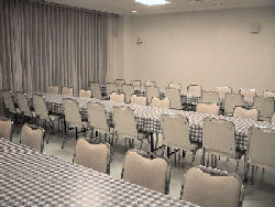 牛久セレモニーホールの会食室