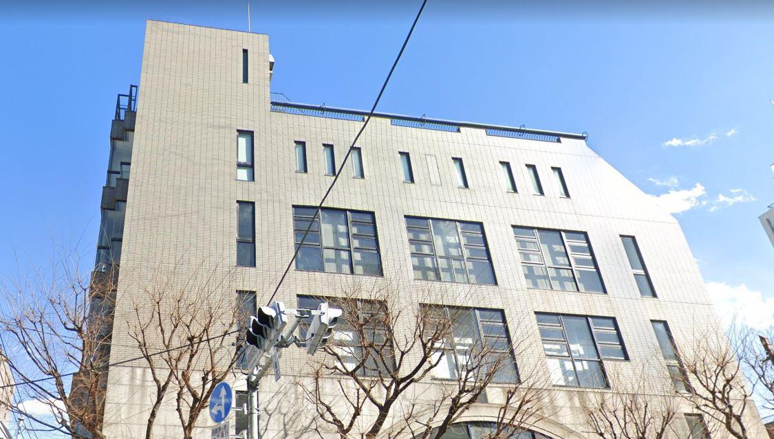 東京都台東区にある民営斎場「セレモニーホール浄念」の外観です