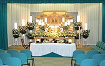 赤塚タウンホールの葬儀式場です
