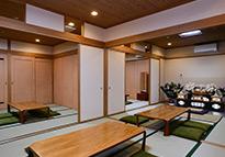 フローラルプラザ宮町の親族控室