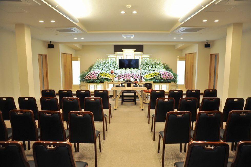 家族葬のトワーズ浜松和合店