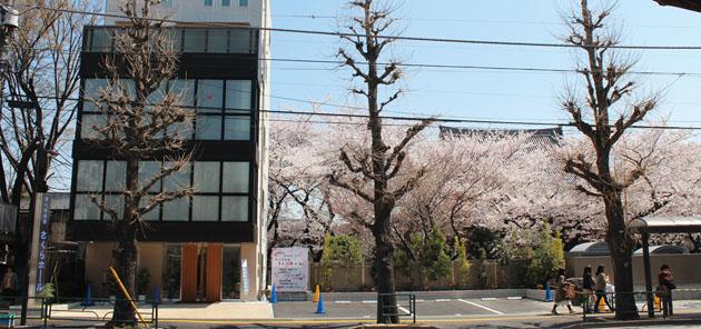 文京区向丘にある民営斎場「浄心寺会館 さくらホール」