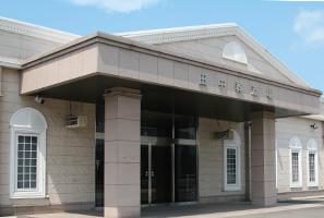 春日井市上野町にある民営斎場「上野斎場」