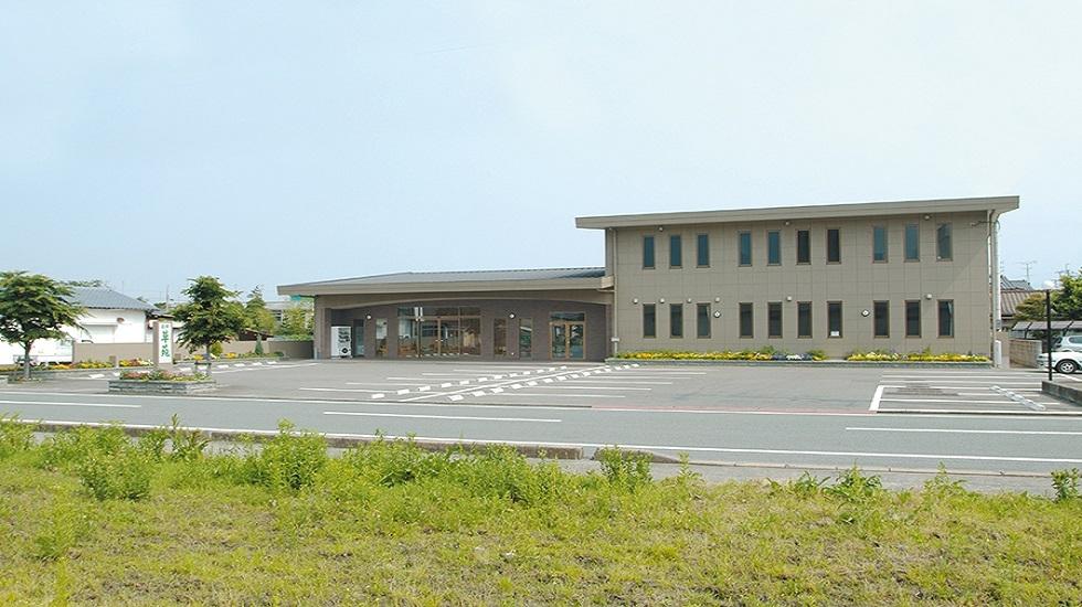 うきは市吉井町にある民営斎場「吉井草苑」