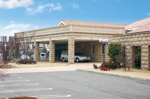 新居浜市西原町にある民営斎場「ドリーマー 新居浜葬祭館」